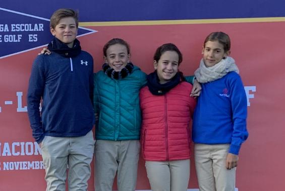 final liga escolar cyl 2019