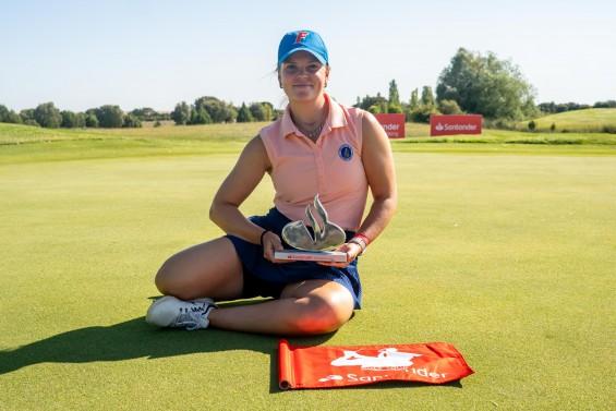 2021 Santander Golf Tour Lerma 02 - Marta Pérez