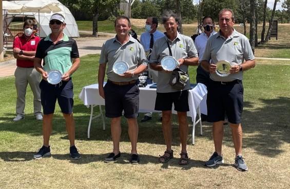 interclubes cyl 2021 Equipo Golf Soria